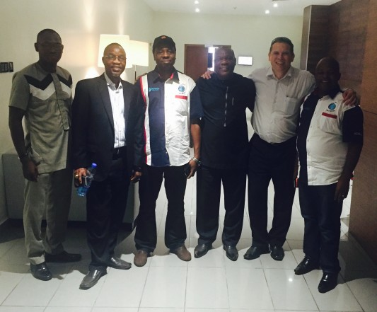 Motorola Solutions 1 Vision Channel Partner Event in Lagos